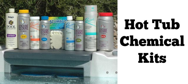 Hot Tub Chemical Kits