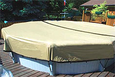 The Ultimate Above Ground Pool Cover