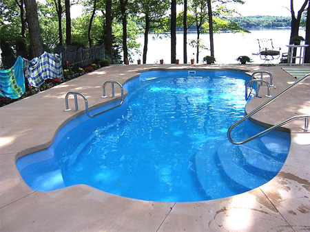 Premium Fiberglass Pools - Product Information, Review And ...