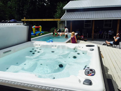 If You Re A Royal Spa Hot Tub Or Owner The Sense Of Ahh Goes Well Beyond Peace Luxurious Deep Warmth And Therapeutic Jet Mages
