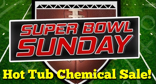 Big Game Savings On Hot Tub Chemicals And Supplies