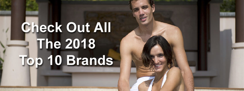 Top 10 Swimming Pools, Hot Tubs, Spas And Swim Spas Of 2018