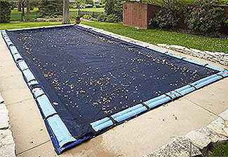 Winter Pool Covers And Supplies - PoolAndSpa.com