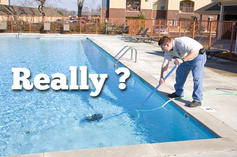 How Automatic Pool Vacuum Cleaners Save You Time And Money