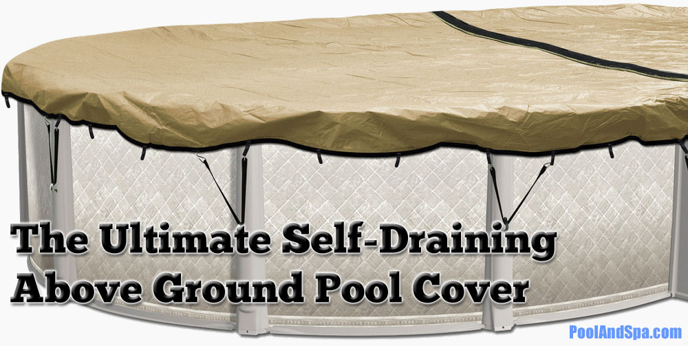 The Ultimate Winter Pool Cover
