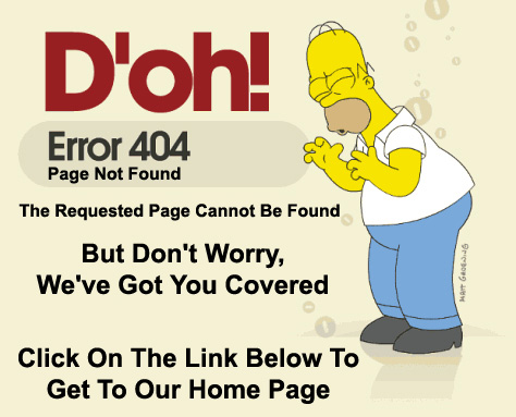 404 Error - Page Not Found On PoolAndSpa.com