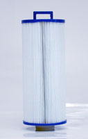 PPM50SC-F2M - Filter Cartridge - Pacific Marquis Spas - 20041, 370-0237 - Pleatco - UPC - 90164050256 - Height: 12  3/16 - Diameter: 5  1/4 - TopID: Handle - BottomID: 2 MPT - Misc: 5CH-502 - PPM50SC-F2M