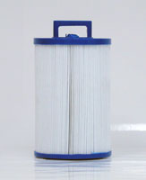 PSANT20 - Filter Cartridge - Futura Spa (Strong Industries) - Pleatco - UPC - 90164187204 - Height: 7  1/16 - Diameter: 4  3/4 - TopID: Handle - BottomID: 1.90 Keyed - PSANT20