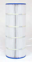 PXST150 - Filter Cartridge - Hayward X-Stream CC1500 - CCX1500-RE, 817-0150P, MX1500-RE - Pleatco - UPC - 90164911502 - Height: 23  1/4 - Diameter: 8 15/16 - TopID: 4 - BottomID: 4 - Misc: C-8316 - PXST150