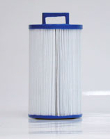 PDM25 - Filter Cartridge - Dream Maker Spas - Pleatco - UPC - 90164202501 - Height: 8  1/8 - Diameter: 4  3/4 - TopID: Handle - BottomID: 1.90 Keyed - PDM25