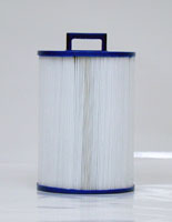 PMAX50 - Filter Cartridge - Maax Spas of Canada - Pleatco - UPC - 90164003450 - Height: 8  7/16 - Diameter: 5  3/4 - TopID: Handle - BottomID: 1.90 Keyed - PMAX50