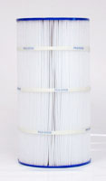 PWWCT75 - Filter Cartridge - Waterway Clearwater II above ground pool cartridge 817-0075N - 817-0075N - Pleatco - UPC - 90164775005 - Height: 17  3/8 - Diameter: 8 15/16 - TopID: 4 - BottomID: 4 - Misc: C-8411 - PWWCT75