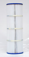 PCC80 - Filter Cartridge - Pentair Clean & Clear Plus 320, (4 required) - 817-0081, 178580, R173573 - Pleatco - UPC - 90164008806 - Height: 20  1/16 - Diameter: 7 - TopID: 3 - BottomID: 3 - Misc: C-7470 - PCC80