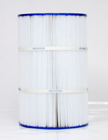 PA85-4 - Filter Cartridge - Hayward ASL Full Flo C850 - CX850-RE - Pleatco - UPC - 90164004853 - Height: 14  3/16 - Diameter: 8 15/16 - TopID: 3 - BottomID: 3 - Misc: C-9485 - PA85-4
