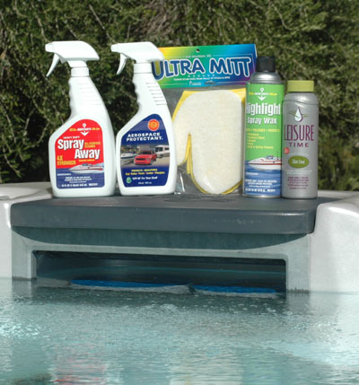 Hot Tub Spa Cleaning Kit